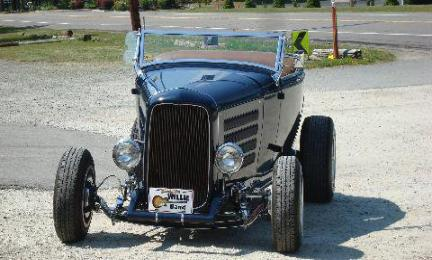 Custom Hot Rod and Street Rod Restorations in New Jersey